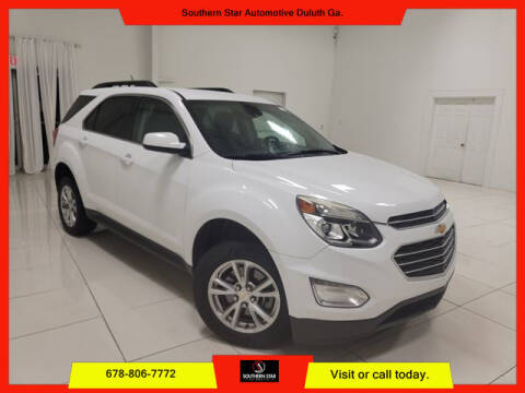 2017 Chevrolet Equinox for sale at Southern Star Automotive, Inc. in Duluth GA