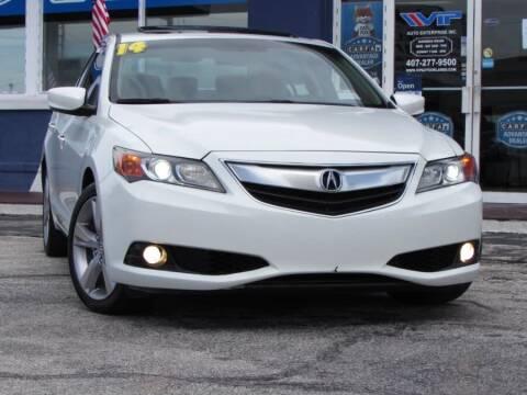 2014 Acura ILX for sale at VIP AUTO ENTERPRISE INC. in Orlando FL