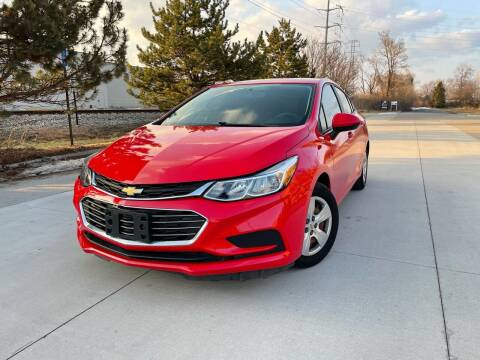 2017 Chevrolet Cruze for sale at A & R Auto Sale in Sterling Heights MI