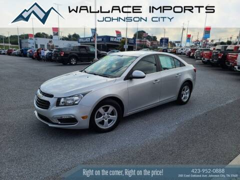 2016 Chevrolet Cruze Limited for sale at WALLACE IMPORTS OF JOHNSON CITY in Johnson City TN