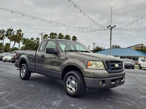 2007 Ford F-150 for sale at Select Autos Inc in Fort Pierce FL