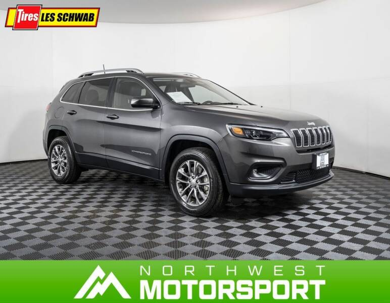 2019 Jeep Cherokee for sale in Lynnwood, WA