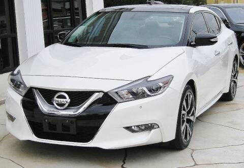 2017 Nissan Maxima for sale at Avi Auto Sales Inc in Magnolia NJ