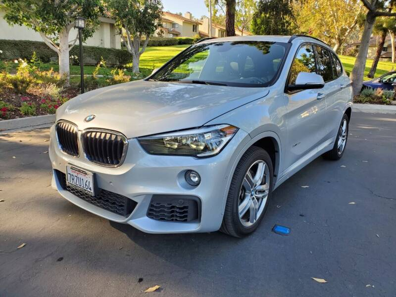 2016 BMW X1 for sale at E MOTORCARS in Fullerton CA