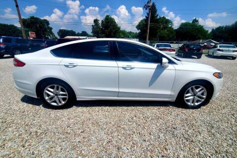 2015 Ford Fusion for sale at HonduCar's AUTO SALES LLC in Indianapolis IN