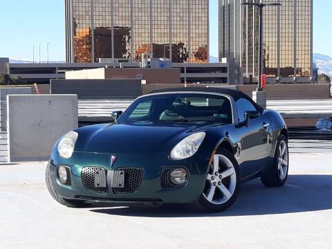 2007 Pontiac Solstice for sale at Pammi Motors in Glendale CO