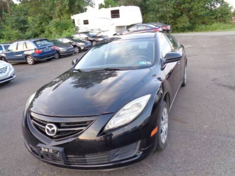 2010 Mazda MAZDA6 for sale at All State Auto Sales in Morrisville PA