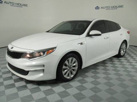2017 Kia Optima for sale at Curry's Cars Powered by Autohouse - Auto House Tempe in Tempe AZ