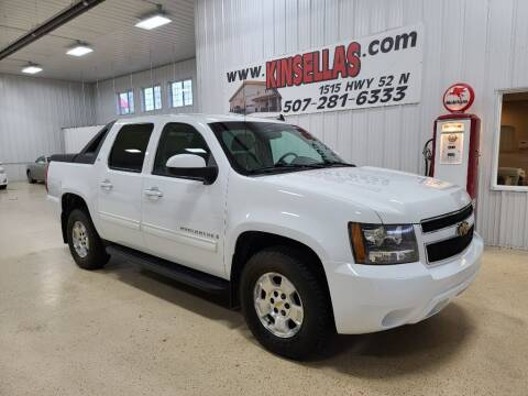2009 Chevrolet Avalanche for sale at Kinsellas Auto Sales in Rochester MN