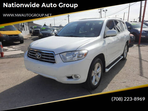 2010 Toyota Highlander for sale at Nationwide Auto Group in Melrose Park IL