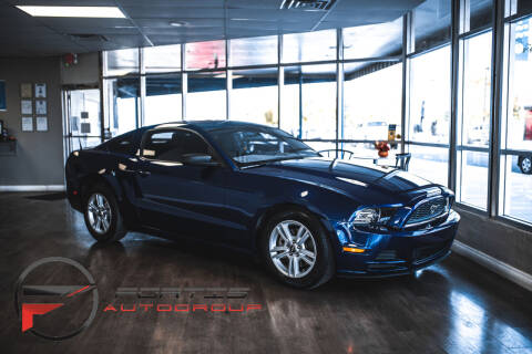 2014 Ford Mustang for sale at Fortis Auto Group in Las Vegas NV