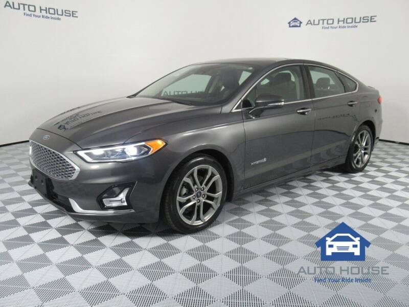 2019 Ford Fusion Hybrid for sale in Tempe, AZ