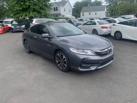 2016 Honda Accord for sale at EMG AUTO SALES in Avenel NJ