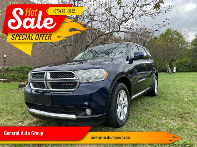 2012 Dodge Durango for sale in Irvington, NJ