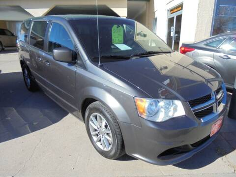 2016 Dodge Grand Caravan for sale at KICK KARS in Scottsbluff NE