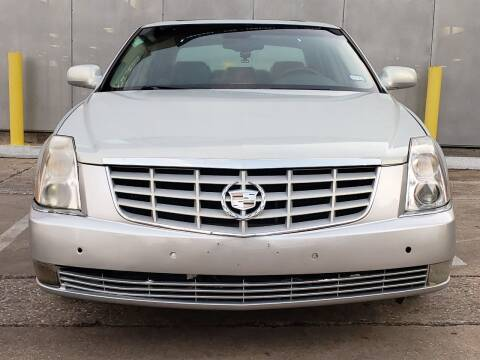 2006 Cadillac DTS for sale at Delta Auto Alliance in Houston TX