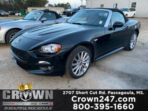 2020 FIAT 124 Spider for sale at CROWN  DODGE CHRYSLER JEEP RAM FIAT in Pascagoula MS