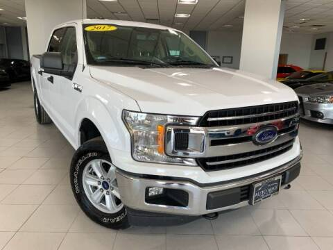 2018 Ford F-150 for sale at Auto Mall of Springfield in Springfield IL