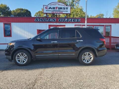 2013 Ford Explorer for sale at CARFIRST ABERDEEN in Aberdeen MD