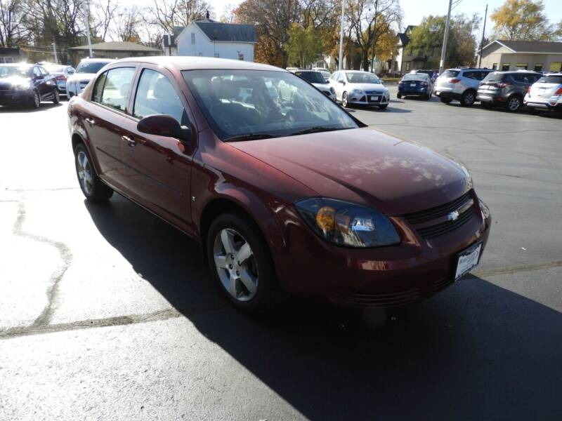 2008 Chevrolet Cobalt for sale at Grant Park Auto Sales in Rockford IL