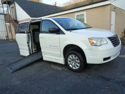 2010 Chrysler Town and Country for sale at Liberty Motors in Chesapeake VA