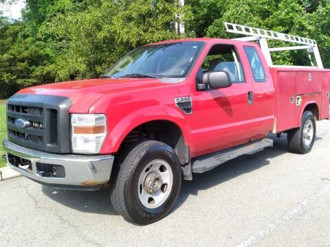 2008 Ford F-350 Super Duty for sale at Jan Auto Sales LLC in Parsippany NJ