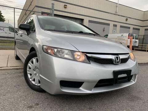 2009 Honda Civic for sale at Illinois Auto Sales in Paterson NJ