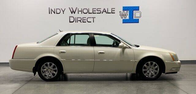 2008 Cadillac DTS for sale at Indy Wholesale Direct in Carmel IN