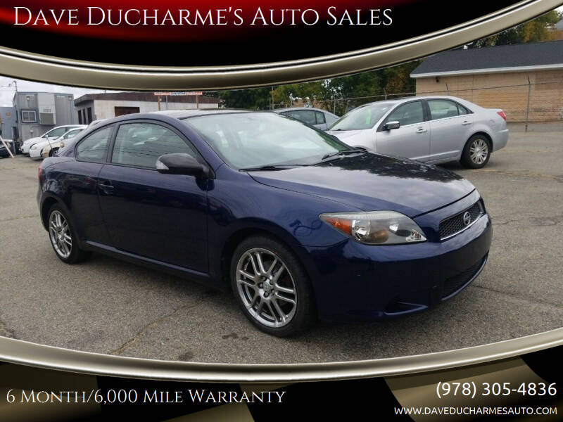 2006 Scion tC for sale at Dave Ducharme's Auto Sales in Lowell MA