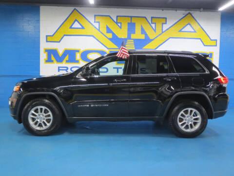 2018 Jeep Grand Cherokee for sale at ANNA MOTORS, INC. in Detroit MI