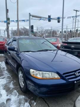2001 Honda Accord for sale at Car Barn of Springfield in Springfield MO