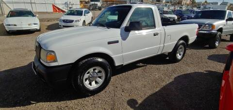 2007 Ford Ranger for sale at ACE AUTO SALES in Lake Havasu City AZ