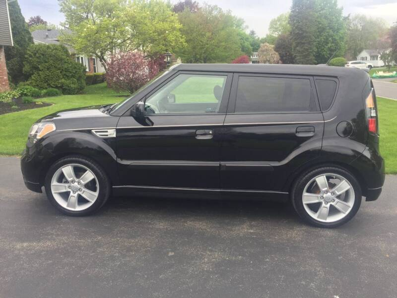 2010 Kia Soul for sale at JAG AUTO SALES in Webster NY