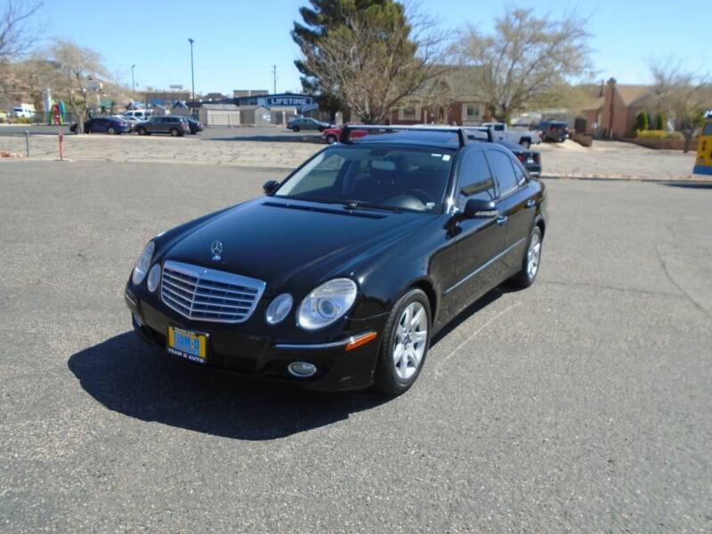 2008 Mercedes-Benz E-Class for sale at Team D Auto Sales in St George UT