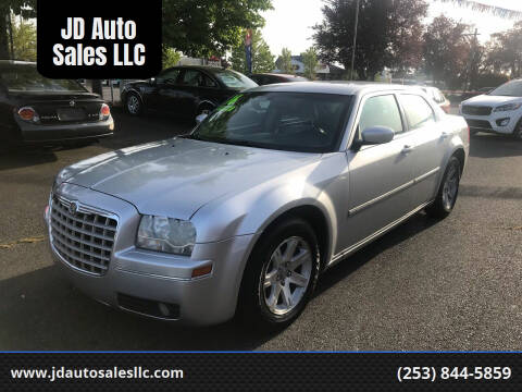 2006 Chrysler 300 for sale at JD Auto Sales LLC in Fife WA