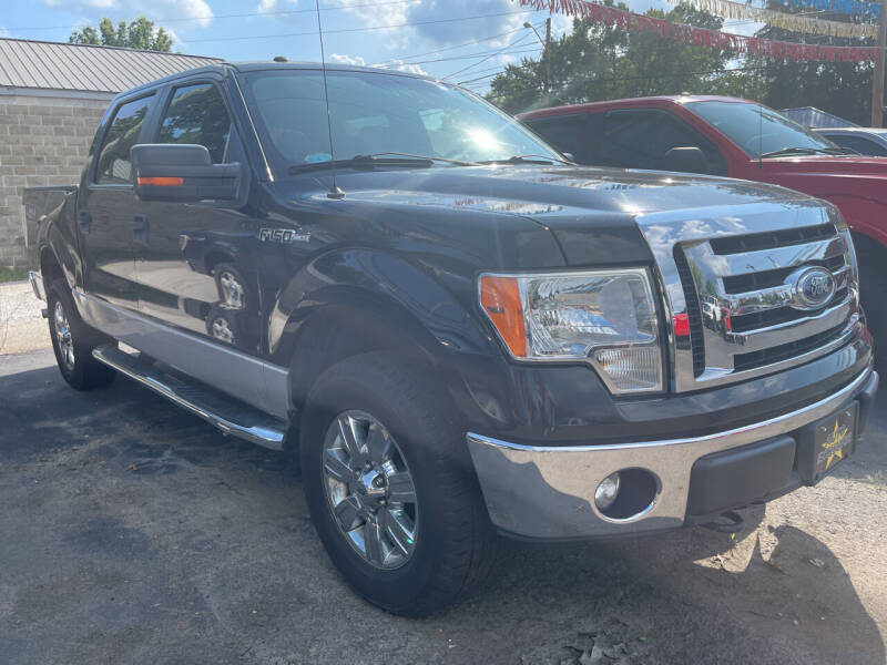 2011 Ford F-150 for sale at Auto Exchange in The Plains OH