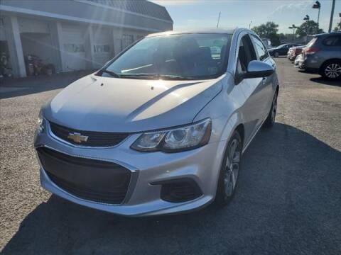 2017 Chevrolet Sonic for sale at Auto Connection in Manassas VA
