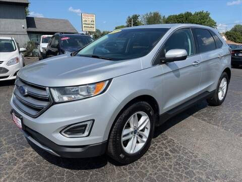 2018 Ford Edge for sale at HUFF AUTO GROUP in Jackson MI
