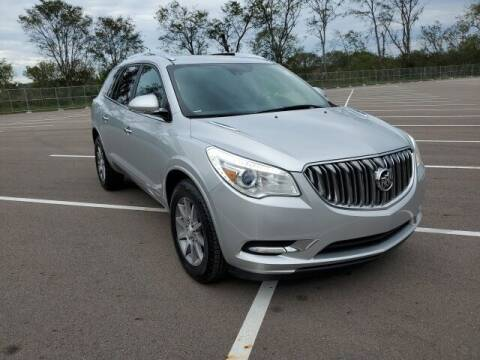 2017 Buick Enclave for sale at Parks Motor Sales in Columbia TN