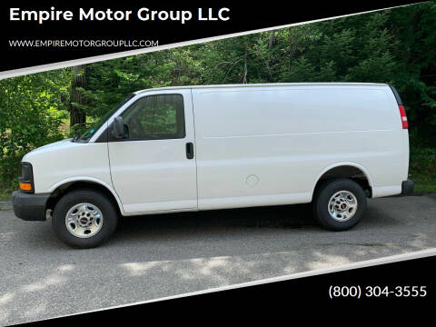 2007 GMC Savana Cargo for sale at Empire Motor Group LLC in Plaistow NH