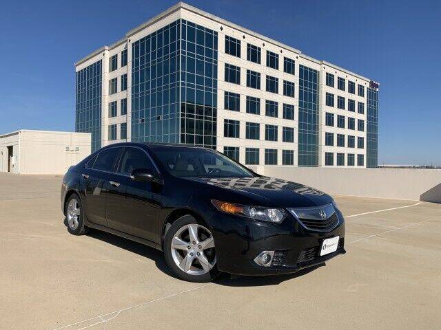 2012 Acura TSX for sale at SIGNATURE Sales & Consignment in Austin TX