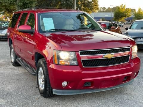 2014 Chevrolet Suburban for sale at Atlantic Auto Sales in Garner NC
