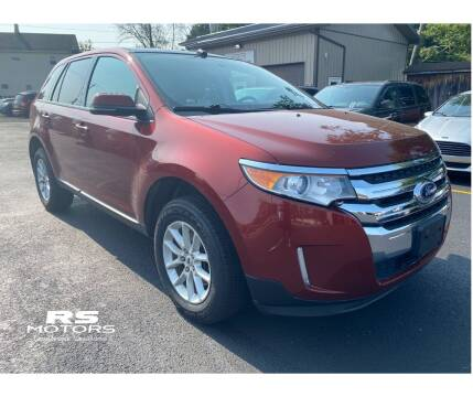 2014 Ford Edge for sale at RS Motors in Falconer NY