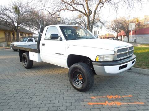 1997 Dodge Ram Pickup 2500 for sale at Family Truck and Auto.com in Oakdale CA