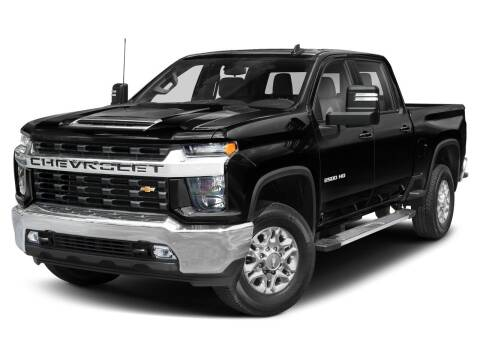 2021 Chevrolet Silverado 2500HD for sale at Herman Jenkins Used Cars in Union City TN