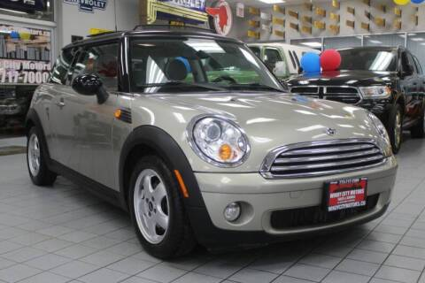 2010 MINI Cooper for sale at Windy City Motors in Chicago IL