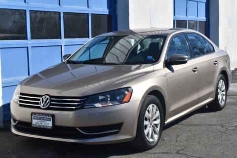 2015 Volkswagen Passat for sale at IdealCarsUSA.com in East Windsor NJ