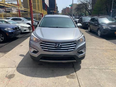 2013 Hyundai Santa Fe for sale at Raceway Motors Inc in Brooklyn NY