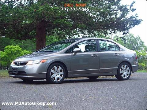 2006 Honda Civic for sale at M2 Auto Group Llc. EAST BRUNSWICK in East Brunswick NJ
