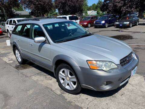 2006 Subaru Outback for sale at Blue Line Auto Group in Portland OR
